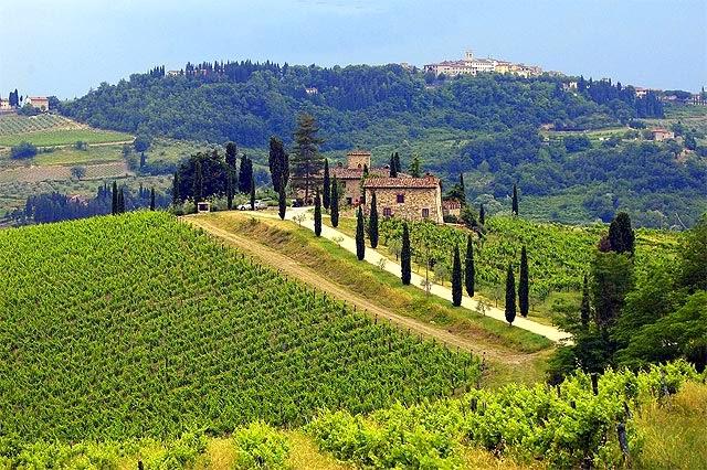 недвижимость италия