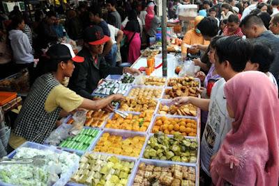 Pusat Kuliner di Jakarta untuk Buka Puasa