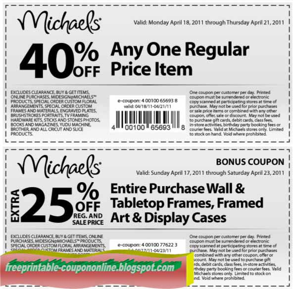 Michaels Framing Coupon  Home  Facebook