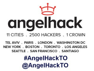 #angelhackTO MARCH 31