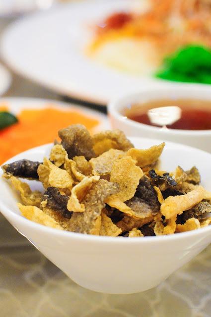 crispy fish skin wo peng