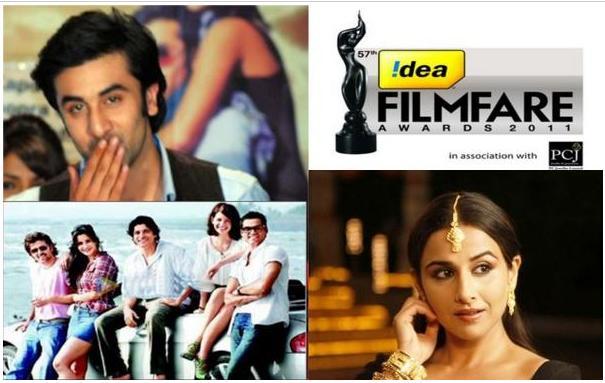 57th filmfare awards 2012 full show watch online