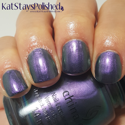 China Glaze - The Great Outdoors - Pondering | Kat Stays Polished