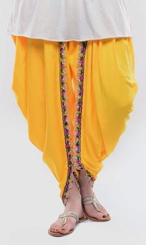 Dhoti Pants For Girls Dhoti Salwar Designs 2014 2015