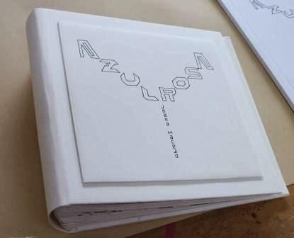 livro AzulRosa criado por mim