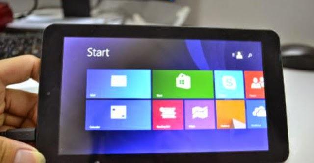 Tablet chạy Windows có giá chỉ 65 USD