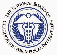 Registry of Certified Medical Interpreters