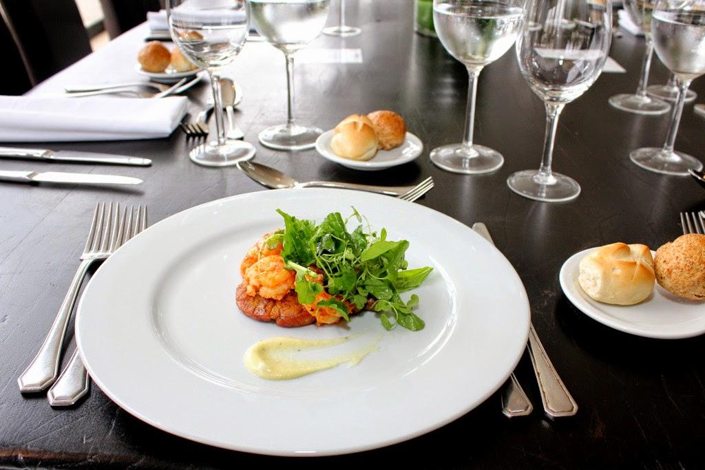 La vidriera de jorge amado terrazas bistr es la nueva for Almuerzo en frances