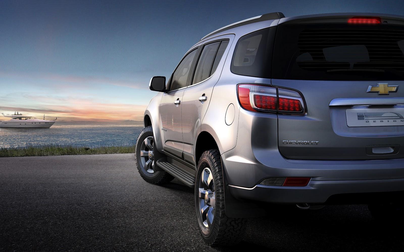 2012 - [Chevrolet] Trailblazer  2013+Chevrolet+Trailblazer+2