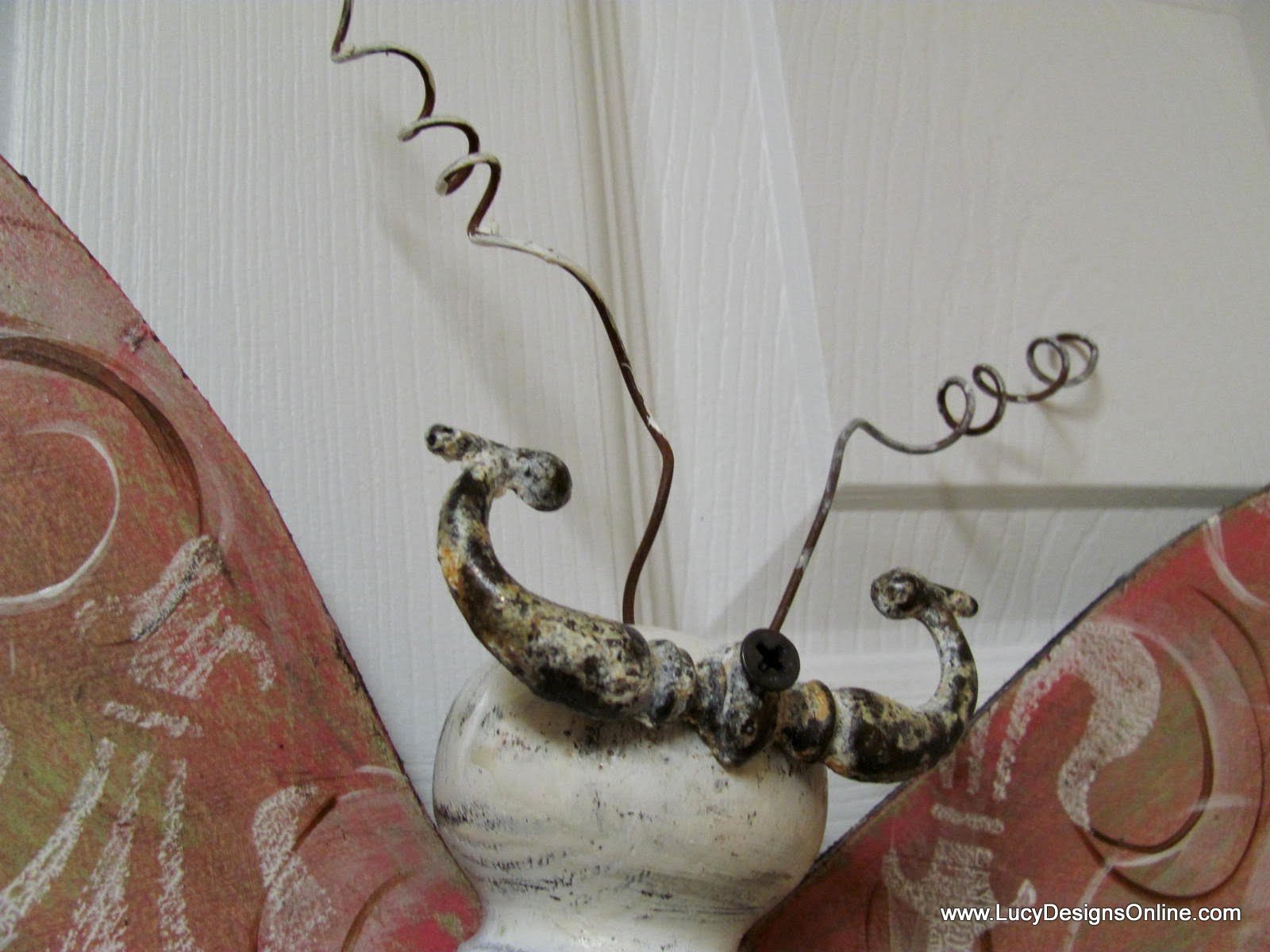 How I Give Metal and Wire Pieces an Aged, Rusty Patina Using Vinegar ...