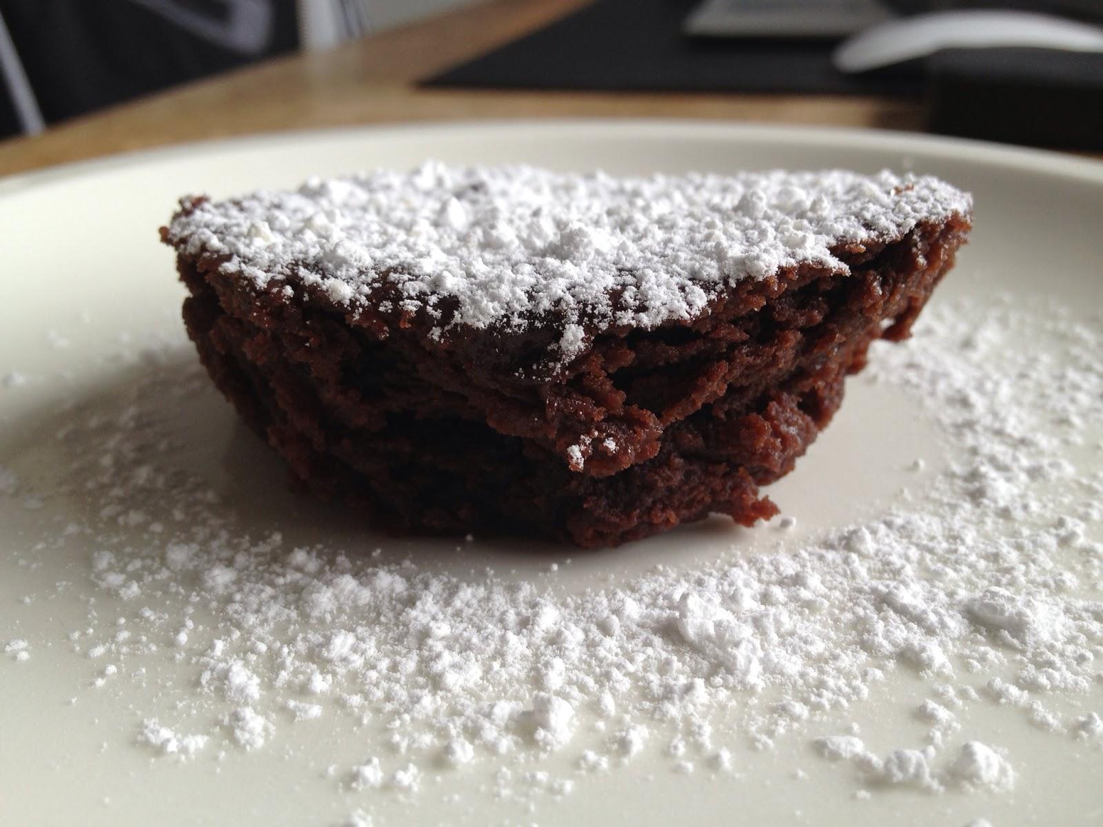 brownie mikrossa