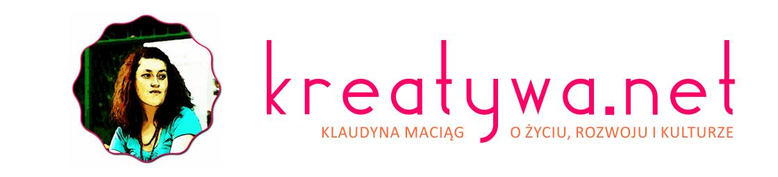 kreatywa.net : blog Klaudyny Maciąg