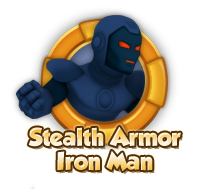 Stealth Armor iron man