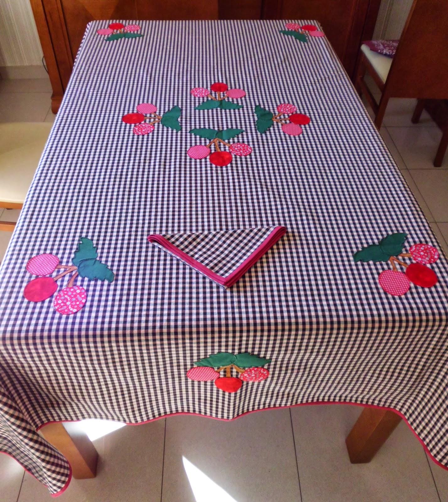 Rosa mis vivencias mantel de patchwork - Como hacer una manteleria ...
