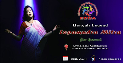 Lopamudra Mitra - Live in Concert at Symbiosis Institute Bangalore