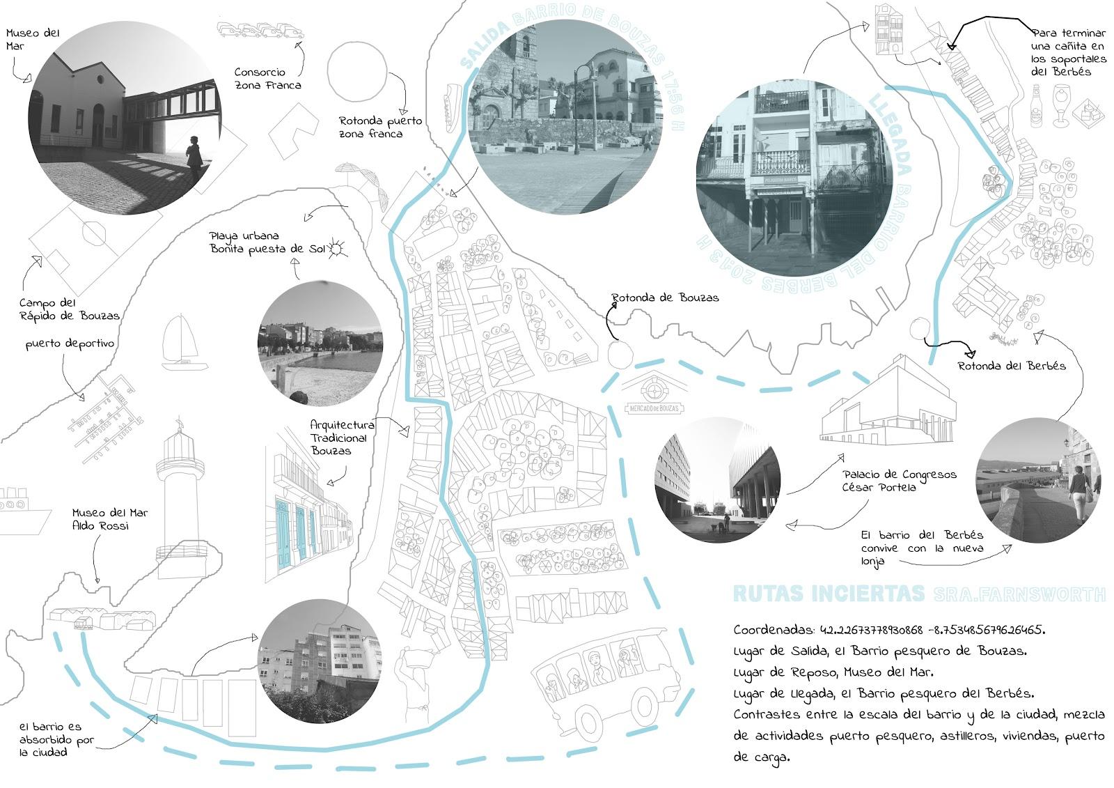 T pones la ciudad nosotros las coordenadas sra - Estudios de arquitectura vigo ...