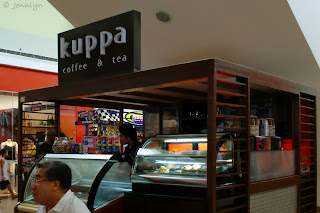 kuppa coffee and tea