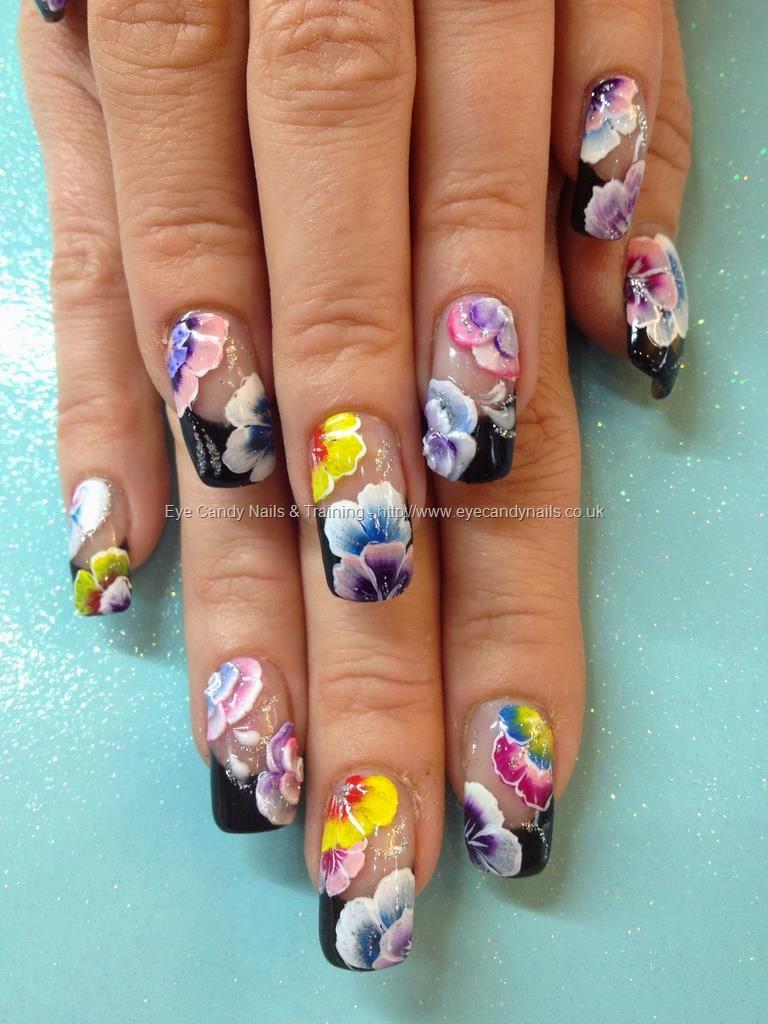 Eye candy nails training 19 05 13 26 05 13 for 3d nail art salon