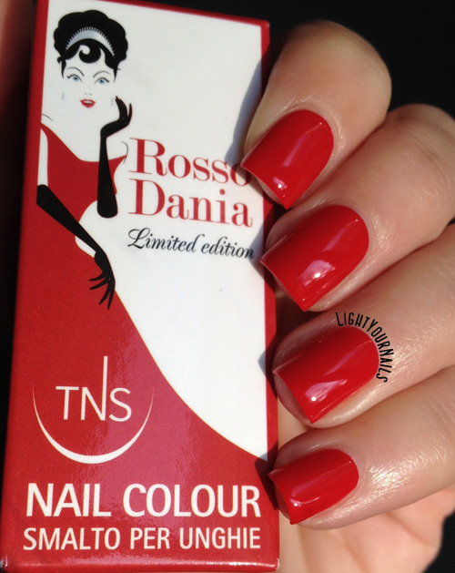 TNS Cosmetics Rosso Dania