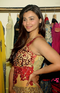 Daish Shay looks Beautiful at astore Launch trying Various Outfits