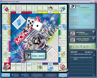 Monopoly here and New Edition PC Game Full Version