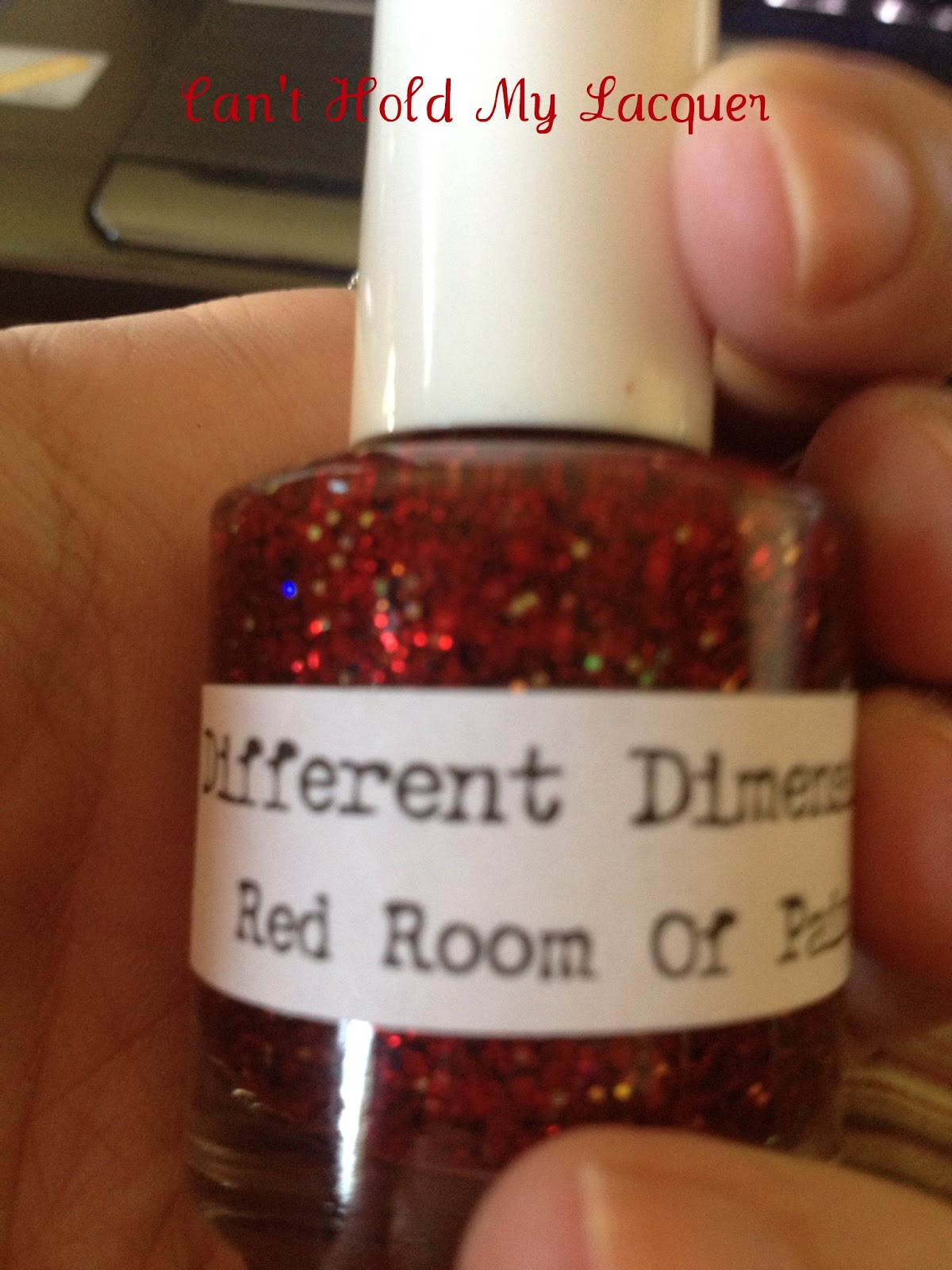 Can\'t Hold My Lacquer: Different Dimenision - Fifty Shades of Grey ...