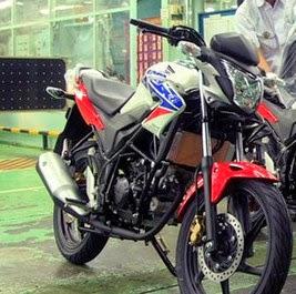 Modifikasi Honda CB 150 R Pake Fairing