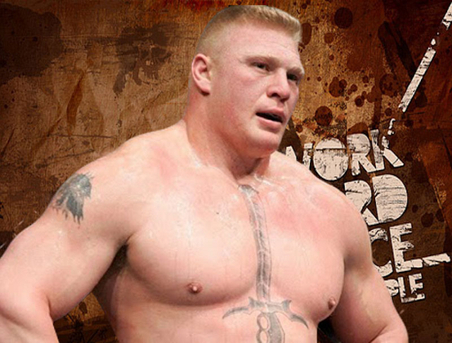 Brock Lesnar Hd Free Wallpapers