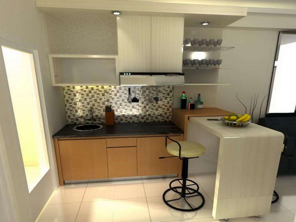 contoh dapur rumah minimalis 2015