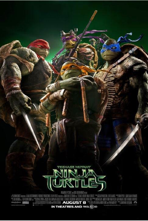Teenage Mutant Ninja Turtles Movie #TMNTMovie