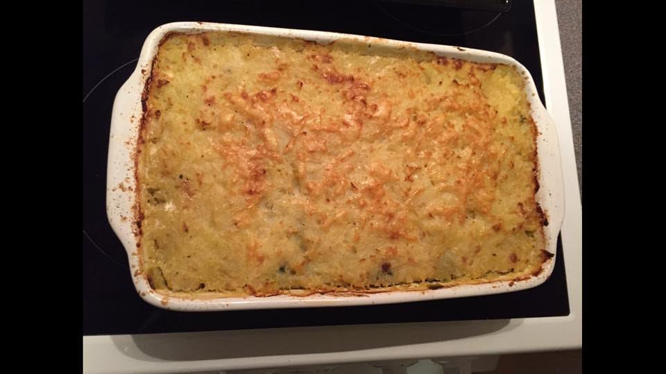 Il messaggero della cucina fish pie jamie oliver 39 s style for Fish pie jamie oliver