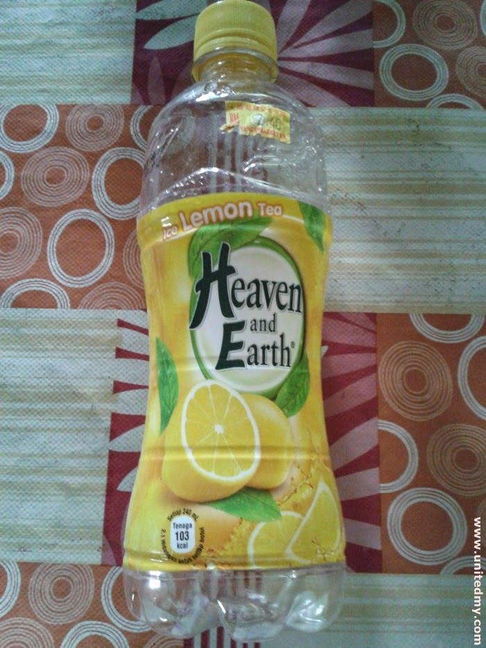 Heaven and Earth Lemon Tea