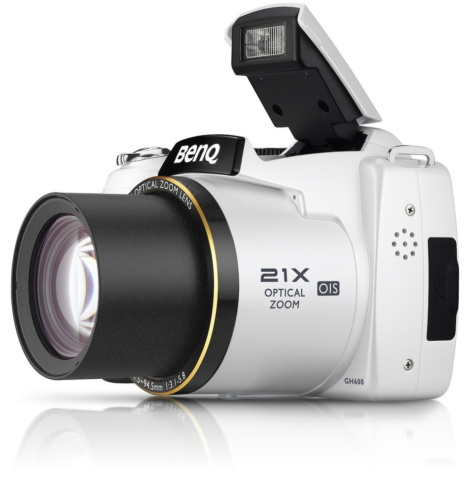 Press Release Benq Launches Gh600 700 Its First High Zoom Bridge Different Types Of Digital Cameras Type