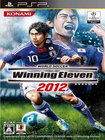 Download Winning Eleven 2012 PSP Game » Download Full Games