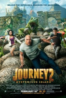 Journey 2 The Mysterious Island Movie
