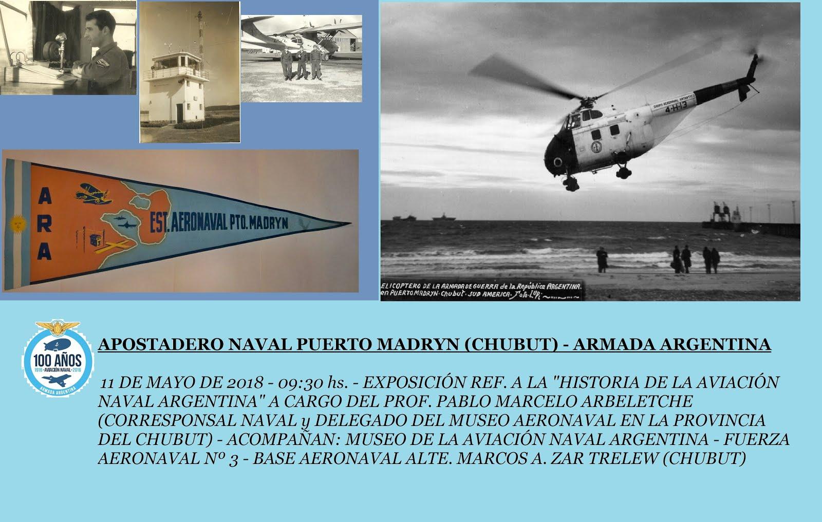 Historia de la Aviación Naval Argentina