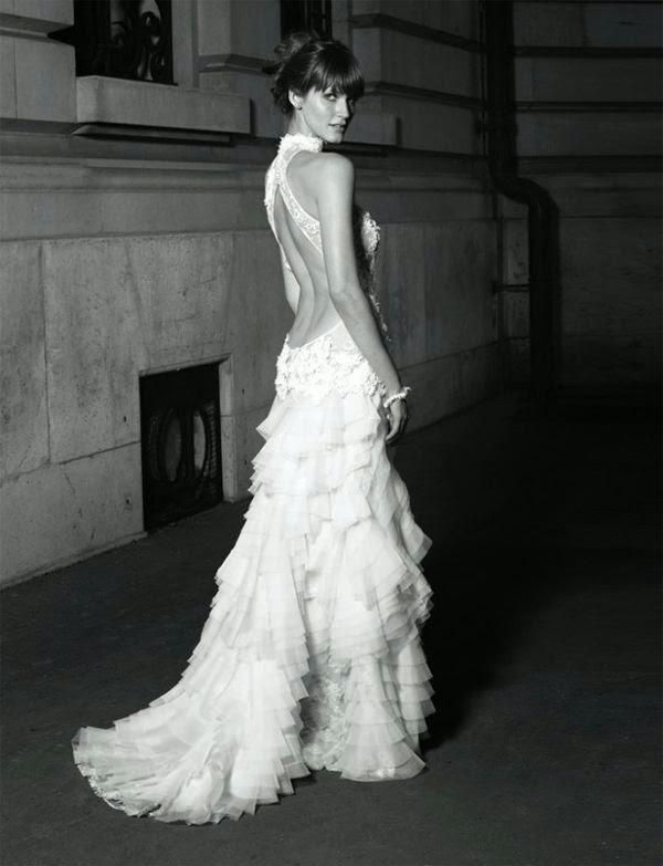 escotes en la espalda - quiero una boda perfecta - blog de bodas