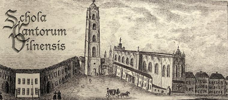 VU Schola Cantorum Vilnensis