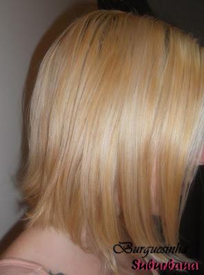cabelo amarelo o que fazer
