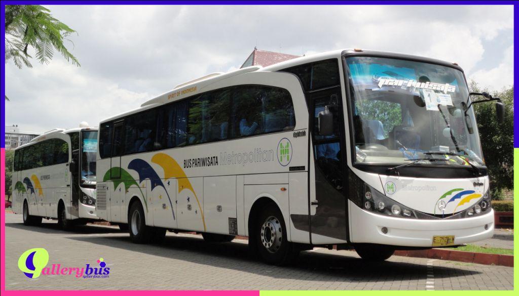 PO Metropolitan - New Travego/New Marcopolo HD by Adi Putro | Mercedes-Benz Bus