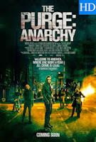 Poster de Anarchy: La noche de las bestias