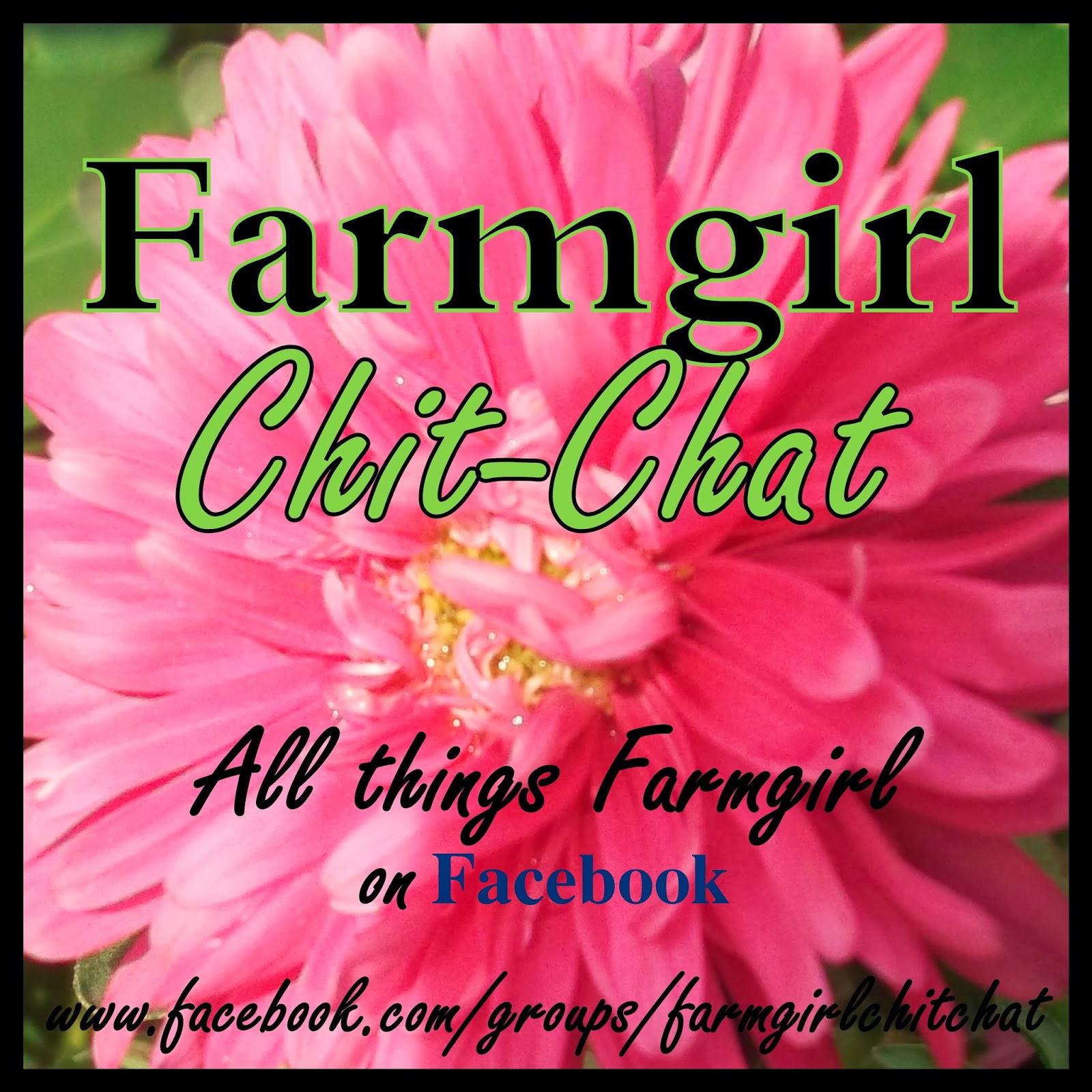 Farmgirl Chit- Chat