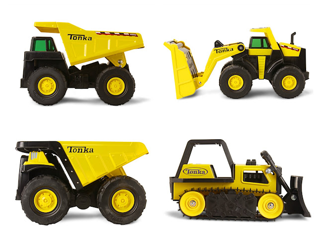 Funrise Toys Tonka Trucks