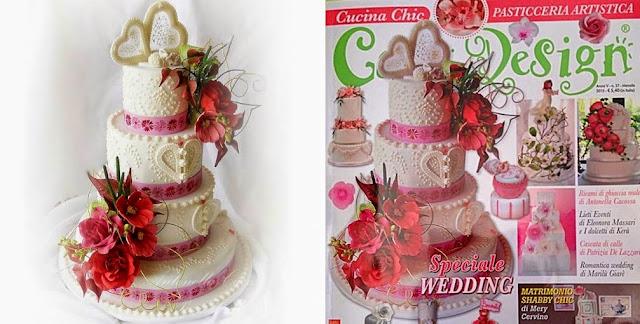 Beautiful Cucina Chic Cake Design Photos - Home Interior Ideas ...