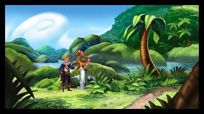 Monkey Island 2: LeChuck's Revenge game