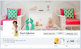Touch Interiors on Facebook