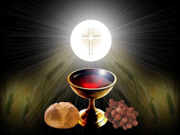 la sangre de cristo es vida: