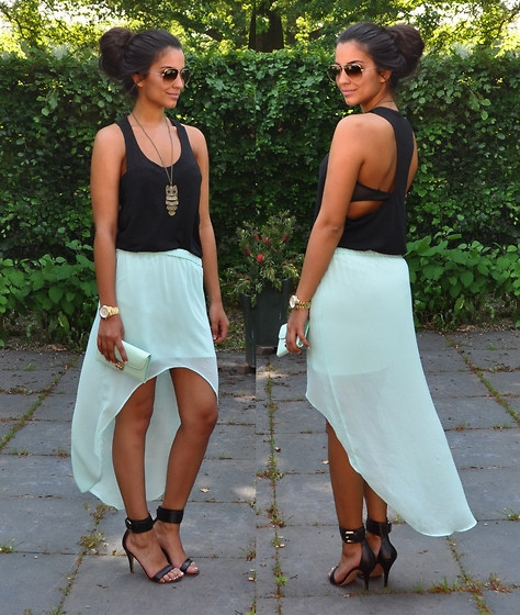 Long Skirt & Short Skirt Fashion