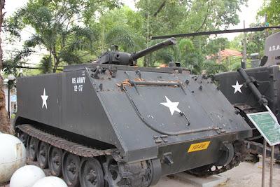 Flammenwerfer amerikanischen Vietnam-Krieg