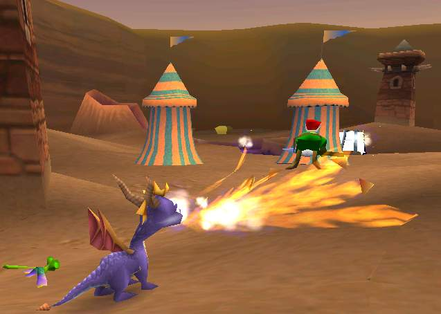 Spyro The Dragon Iso Ps1